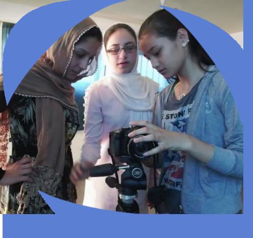 Evaluation using film